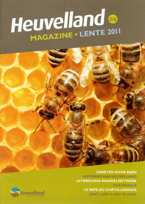 Heuvelland magazine lente 2011 - Reportage Chevanhus